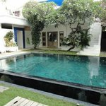 the pool NICE!!!