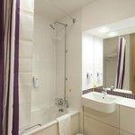 Halifax Town Centre Bathroom