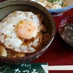 焼きとり丼 700円(ランチ限定)