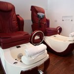 Have a try of our Pedicure stations
