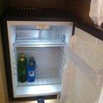 un minibar avec du choix !
