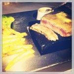 fillet stone steak