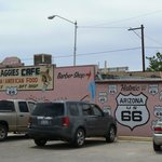 Route 66 ''must visit'' site in Holbrook