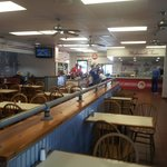 Inside TX Burger