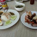 menu 13 pork and chicken