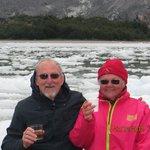 Visiting the Pai Glacier