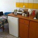 Basic Kitchen Area
