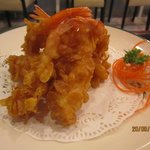 Cornflake Shrimps