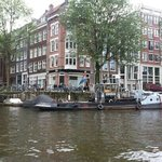 canal cruise in amsterdam - I wouod advise getting tickets from the vendors on the actual canal