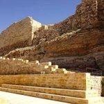 Al-Karak outer patio