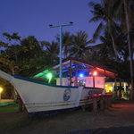 Bar in the resort