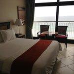 Main Bedroom with Ocean view 11th Floor