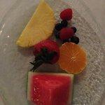 Фрукты на десерт