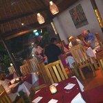 A quiet Saturday night in Sanur!