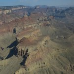 Vlucht over Grand Canyon