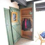 Dodgy wardrobe door