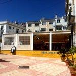 Restaurante Playamaro - terrace