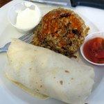 Ono Breakfast burrito