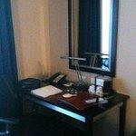 Desk.  Also had a lap desk.