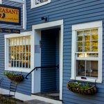 Peasant Restaurant Waitsfield VT