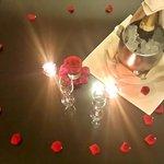 decoracion luna de miel