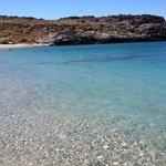 Schinaria beach Creta 2013