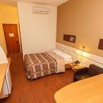 Apartamentos com uma cama de casal