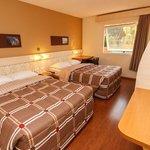 Apartamentos com duas camas de casal