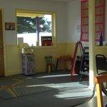 Anita's Cafe Little Kids Play Area