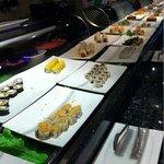 Sushi Buffet Layout
