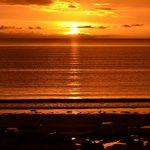 The Sunrise last Thusrday morning - spectacular