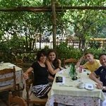Lunch in Sorrento