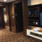 Wohnzimmer Suite VIP