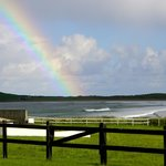 Seaview Farm B&B was the gold at the end of the rainbow