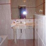 salle de bain chambre 15 E