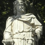 Leopold VI Nice.  Member of the Fifth Crusade.Sculptor –J. Preleuthner