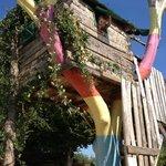 Les Mathevies Tree House