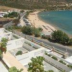 Η παραλία στο Κυπρί
