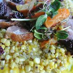 Duck with Corn