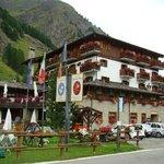 L'hotel-ristorante Granta Parey