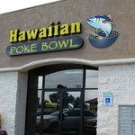 Hawaiian Poke Bowl Foto