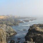 View near Seal Rock