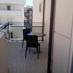 Balcone appartamento 932.