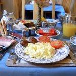 desayuno holandés