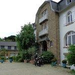 villa bretone primi novecento