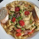 Flavorful pasta dish