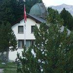 Observatorium Auf dem Gelände