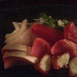 Sashimi for me!
