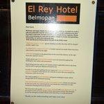 El Rey Hotel Foto