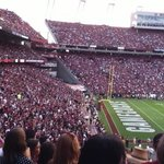 fun times at the USC vs vandy game!! go gamecocks!!! defiantly recommended!!